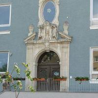 Eingang Wittelsbacher Schule, Кемптен