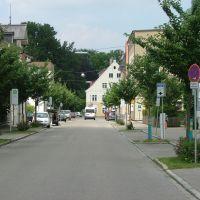 Frühlingstraße, Кемптен