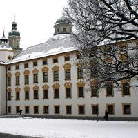 Kempten. Ehemalige Fürstäbtliche Residenz. ©byUdoSm.the2nd, Кемптен