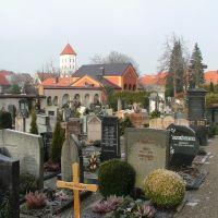 Evangelischer Friedhof, Кемптен