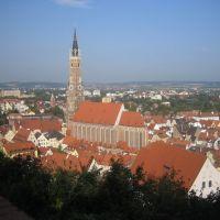 St. Martin Kirche, Ландсхут