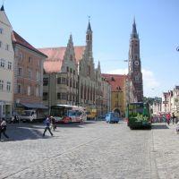 Landshut (Altstadt), Ландсхут