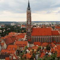 Landshut - Niemcy  (Germany), Ландсхут