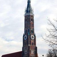 Bazylika mniejsza St.Martin / Minor Basilica St Martin, Ландсхут