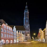 Landshuter_Altstadt, Ландсхут