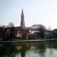 St. Martin, Burg Trausnitz, Ландсхут