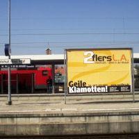 Landshut, Hauptbahnhof, Ландсхут