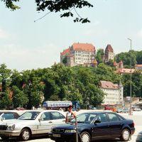 Landshut - Burg, Ландсхут