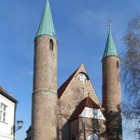 Heilig Blut, Landshut, Germany, Ландсхут