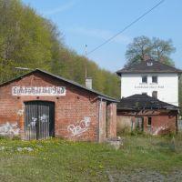 Bahnhof Landshut Süd in Achdorf, Ландсхут