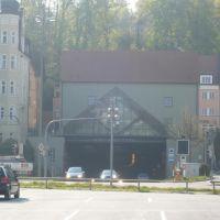 Josef-Deimer-Tunnel / Hofbergtunnel, Ландсхут