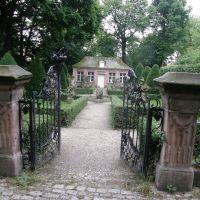 Nürnberg: Barockgarten (Johannisstrasse 13), Нюрнберг