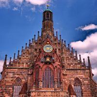 Frauenkirche Nürnberg (by Säm), Нюрнберг