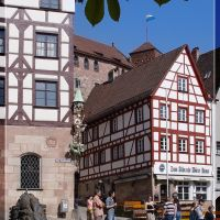 ¤ Nürnberg, Beim Tiergärtnertor, Нюрнберг