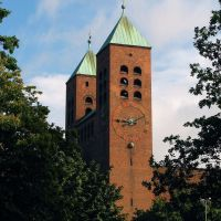 Gustav-Adolf-Gedächtniskirche (Evang.-Luth. Kirchengemeinde Nürnberg-Lichtenhof), Нюрнберг