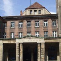 Nürnberg: Altes Volksbad, Нюрнберг