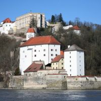Passau Veste Oberhaus - Niederhaus, Пасау
