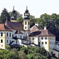 """Passau,  Kloster """"Maria Hilf"""",   Juni 2014, Пасау"""