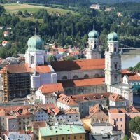 Dom zu Passau, Пасау