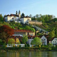 Passau monastery, Пасау