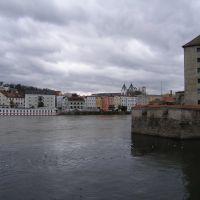 passau view, Пасау
