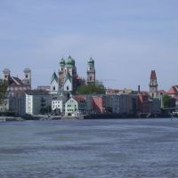 View on Passau (Apr 2004), Пасау