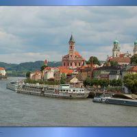 Passau Germany, Пасау