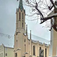 Passau -  St. Matthäus,  evangelische Kirche, Пасау