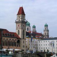 Passau Rathaus, Пасау