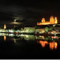 Passau, auch der Mond gibt sein Licht dazu..., Пасау