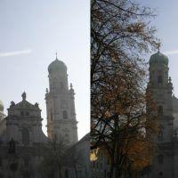 Passau Domplatz - X3D, Пасау