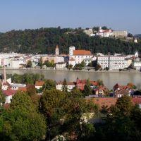 Die Stadt Passau, Пасау