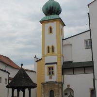 Burgkirche St. Georg, Пасау