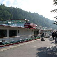 Fluss-Schiff-Hafen Passau, Пасау