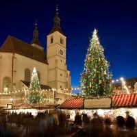 Weihnachtsmarkt Regensburg, Регенсбург