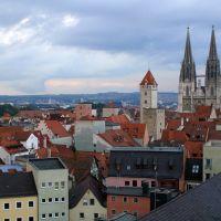 Über den Dächern der Stadt, Регенсбург