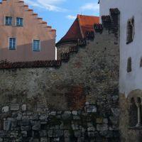 Teil der Via Praetoria, Регенсбург