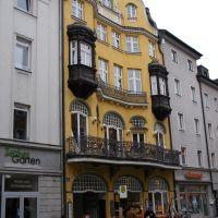 Maximillianstrasse, Regensburg, Регенсбург