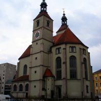 Neupfarrkirche, Regensburg, Регенсбург