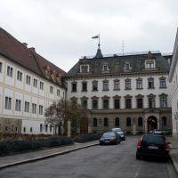 Schloss Thurn und Taxis, Regensburg, Регенсбург