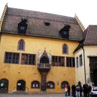 Altes Rathaus, Regensburg, Регенсбург
