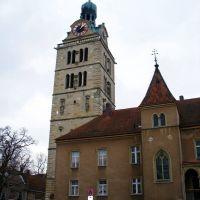 Schottenkirche St Jakob, Regensburg, Регенсбург