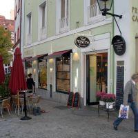 Prinzess Cafehaus- najstarsza kawiarnia w Niemczech, Регенсбург