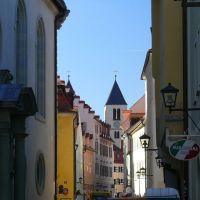 Altstadt, Регенсбург