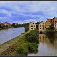 Belleza al borde del agua, Регенсбург