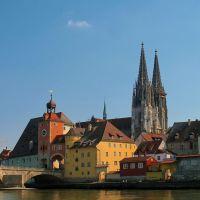 Regensburg, Dom St. Peter, Регенсбург