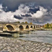 Steinerne Brücke, Регенсбург