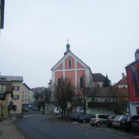 Kirche Furth im Wald, Фурт