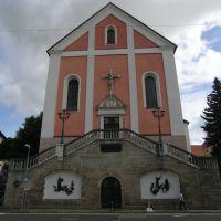 Kirche in Furth im Wald, Фурт