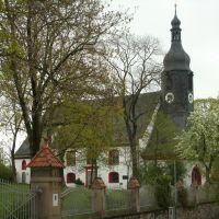 Die St. Lorenzkirche in Hof, Хоф